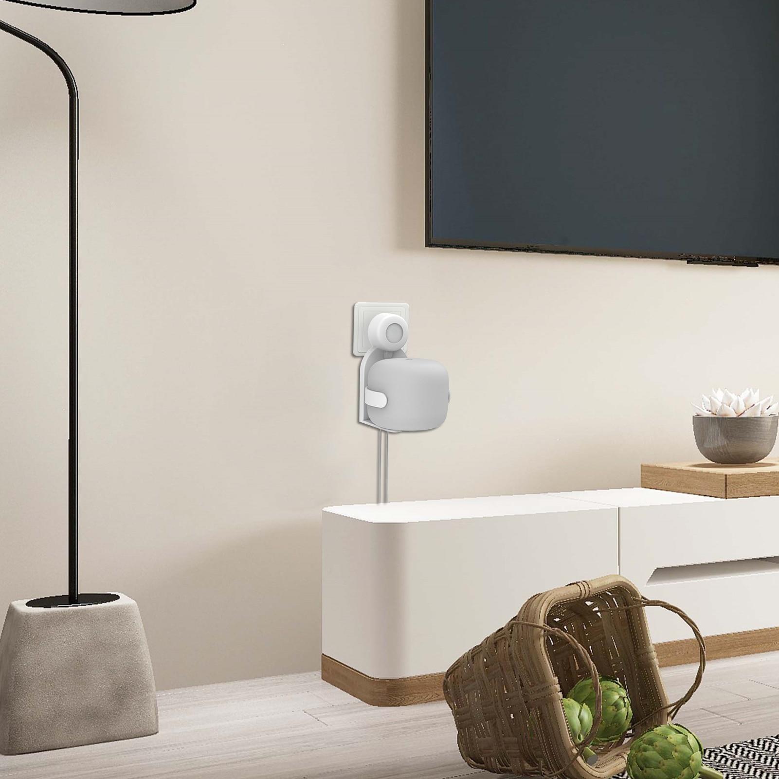 2021 New Wall Socket Bracket Router Holder for Google Nest WiFi 2nd AC2200 enlarge