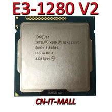 Processeur Intel Xeon E3-1280 V2 3.6GHz 8M 4 cœurs 8 fils LGA1155