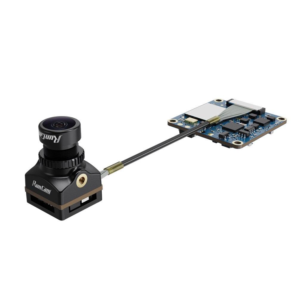 Nueva Cámara Runcam Split 4 4K 30FPS 2,7 K 60FPS FPV voltage16 ancho 9/43 UART conmutable para Dron de carreras