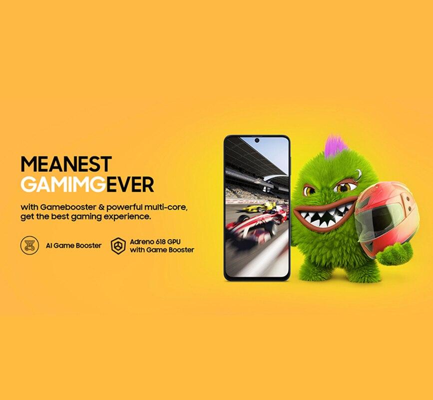 Фото5 - Смартфон Samsung Galaxy M51 M515F, 128 ГБ ОЗУ 8 Гб ПЗУ, 6,7 дюйма, 7000 мАч, NFC, Snapdragon 730G