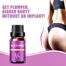 Women Sexy Hip Buttock Enlargement Lifting Firming Essential Oil Beauty Care Bottles Holder Package