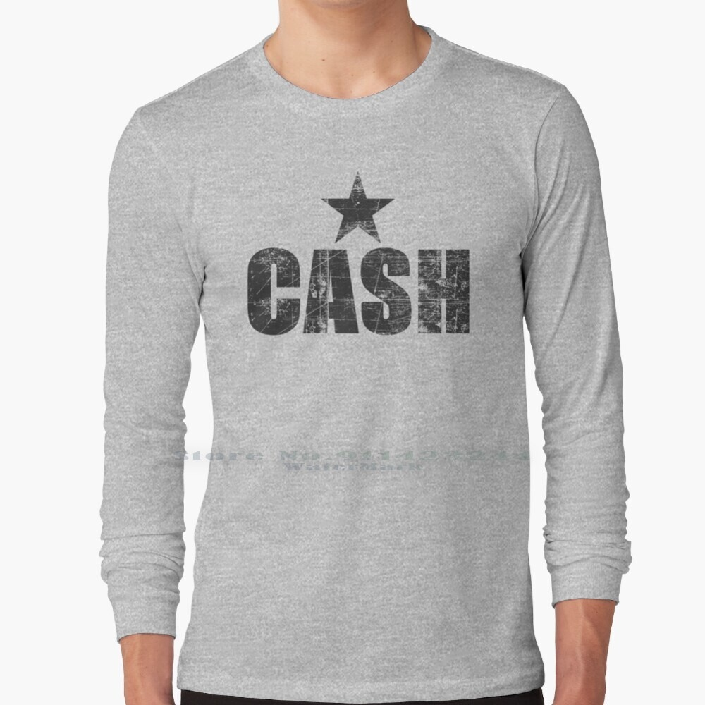 Cash Long Sleeve T Shirt Tee Johnny Johnny Cash Waylon Waylon Jennings Jennings Hank Hank Williams Williams Hank 3 Hank Iii