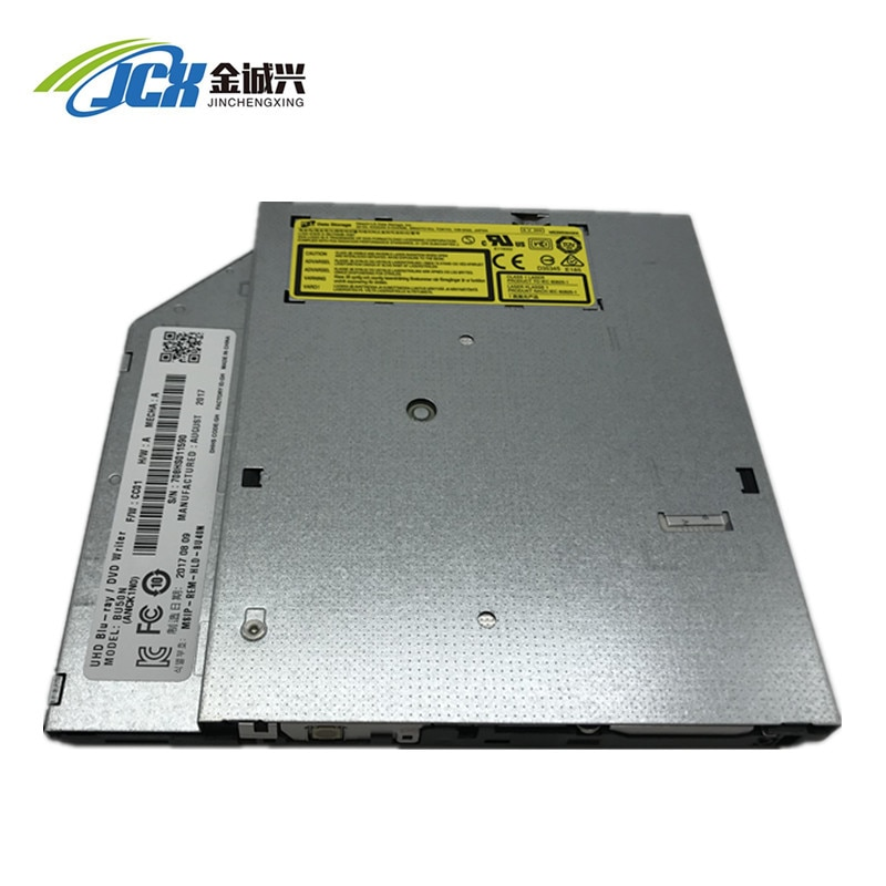 4K de LG HL BU50N portátil Ultra HD 4K UHD 6X 3D grabador Blu-ray BD-RE SL DL TL QL 4X BDXL 100GB 128GB grabadora Blu-ray Slim SATA