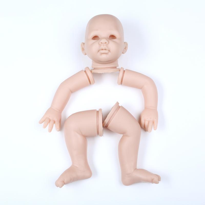 Reborn Supply Doll Kit Unpainted Model Rebirth Infant Mould