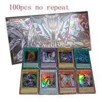 100pcsset anime japan yu gi oh game cards carton yugioh game cards yu gi oh cards collection for fun with japan legendarytoys