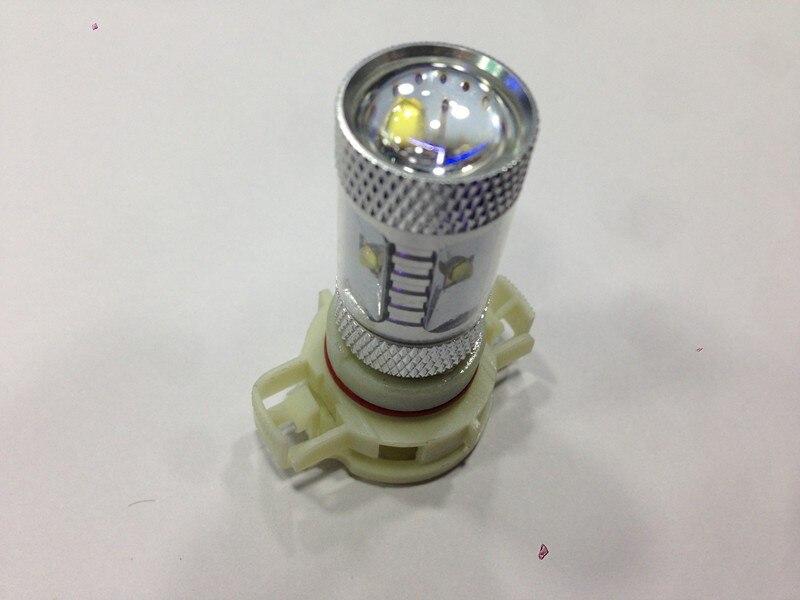 Freies verschiffen 2Pcs C ree Chip 30W Ps19w PS24W H16 High Power LED Facelift Für AUDIA3 S3 8P CanBus Lampen Auto