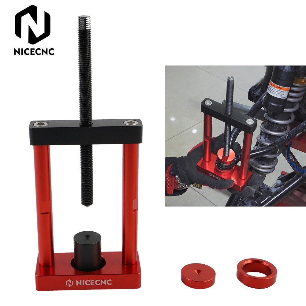 NICECNC Ball Joint Removal Tool Remover For Yamaha Raptor 700 All Models YFM700 YFM700R 2010 2011 2012 2013 Steel Accessories