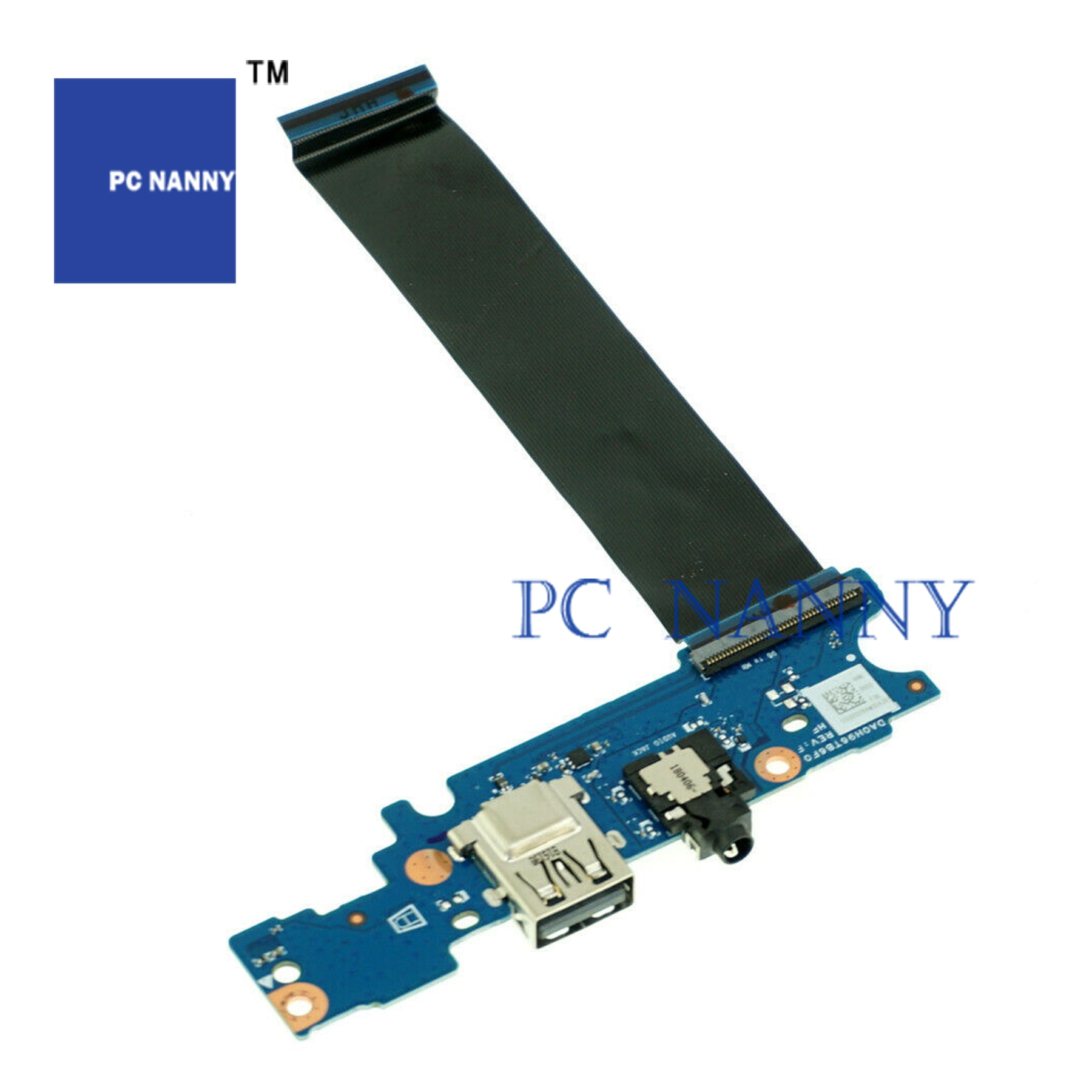 PCNANNY ل Matebook VLT-W60 USB الصوت مجلس مع كابل DA0H96TB6F0 DAH96ATB6A0