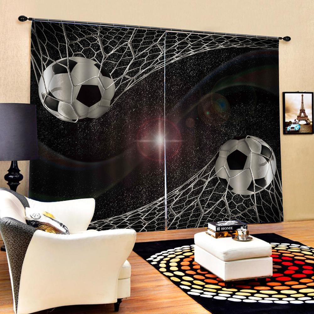 Cortinas negras, bola, ventana, oscurecimiento, cortinas 3D de lujo, conjunto para dormitorio, sala de estar, oficina, Hotel, hogar, pared, cortina decorativa
