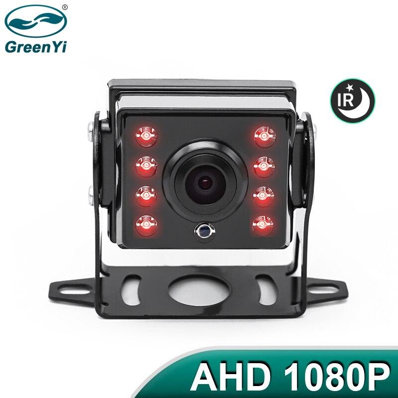 GreenYi IR Nachtsicht HD AHD 1920*1080P Fahrzeug Hintere Ansicht-rückseite AHD Kamera Für Lkw Bus auto