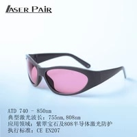 755 picosecond freckle removal special glasses laser hair removal safety goggles laser labor glasses