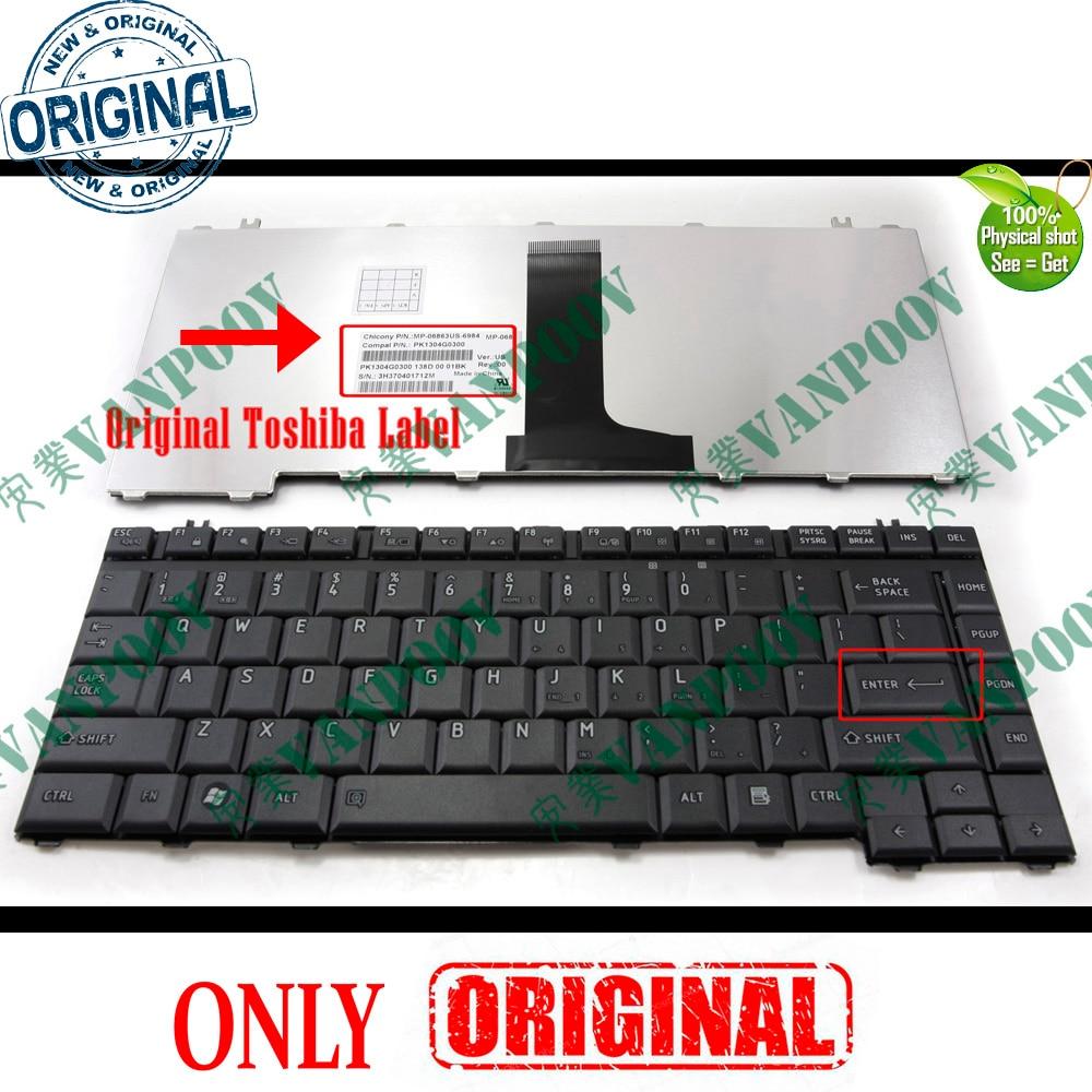Клавиатура для ноутбука Toshiba Satellite L205 L305 L305D L450 L450D L510 L515 L510D L552 L310 L310 L300D L305D черный