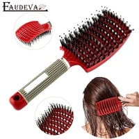 professional detangle hairbrush women wet comb hair brush hair brush massage for hair hairdresser hairdressing tools comb brush
