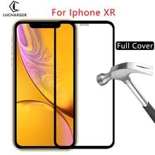 Vidrio protector para iphone xr, vidrio templado, protector de pantalla para iphone x r rx iphonexr 6,1 afone aiiphone ifone, película de iphone 3d