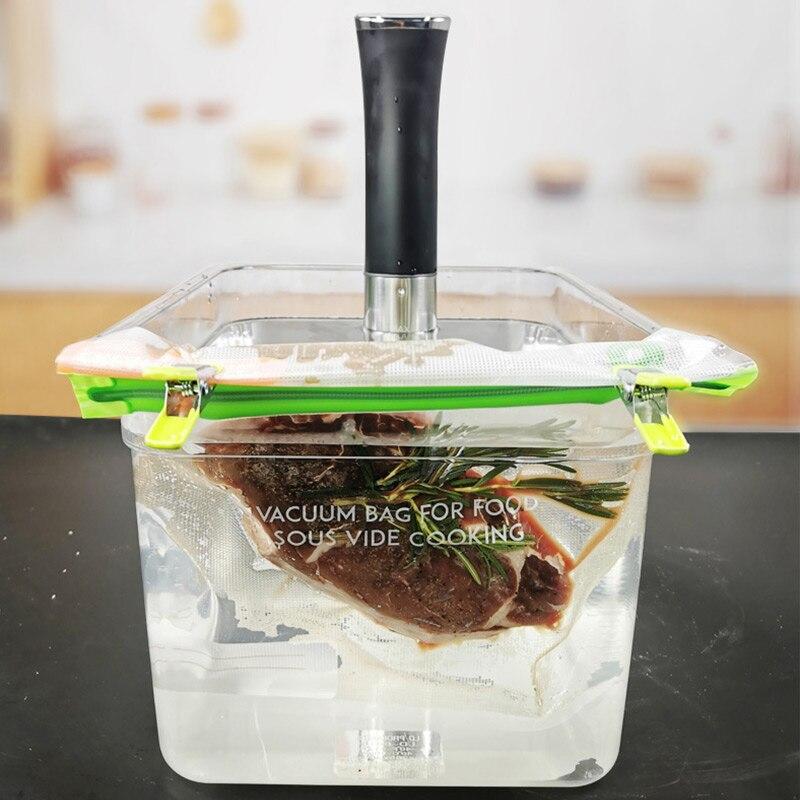ذكي شاشة تعمل باللمس فراغ طباخ التجارية ستيك ماكينة طهي درجة حرارة منخفضة ماكينة طهي فراغ الجزيئية