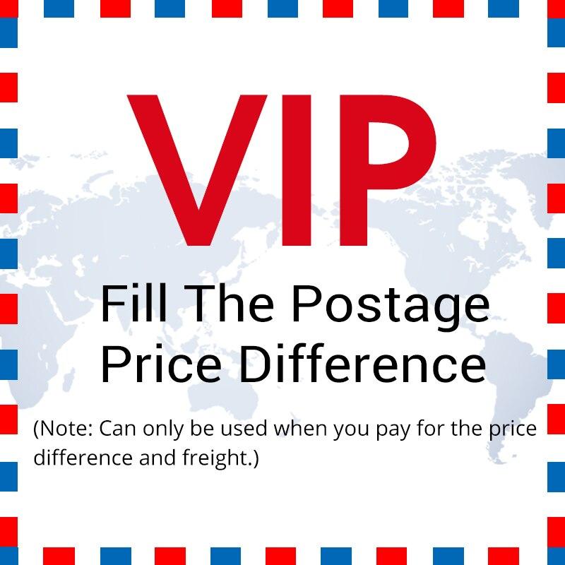 Vip dinheiro extra para diferença de preço ou ligação postal