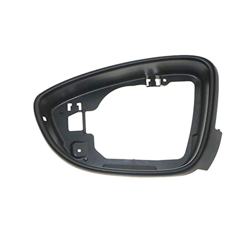 Novo-espelho lateral moldura para volkswagen passat b7 cc jetta mk6