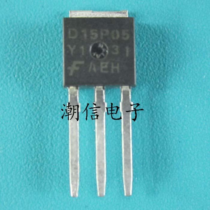 5pcs/lot   D15P05   15A 50V