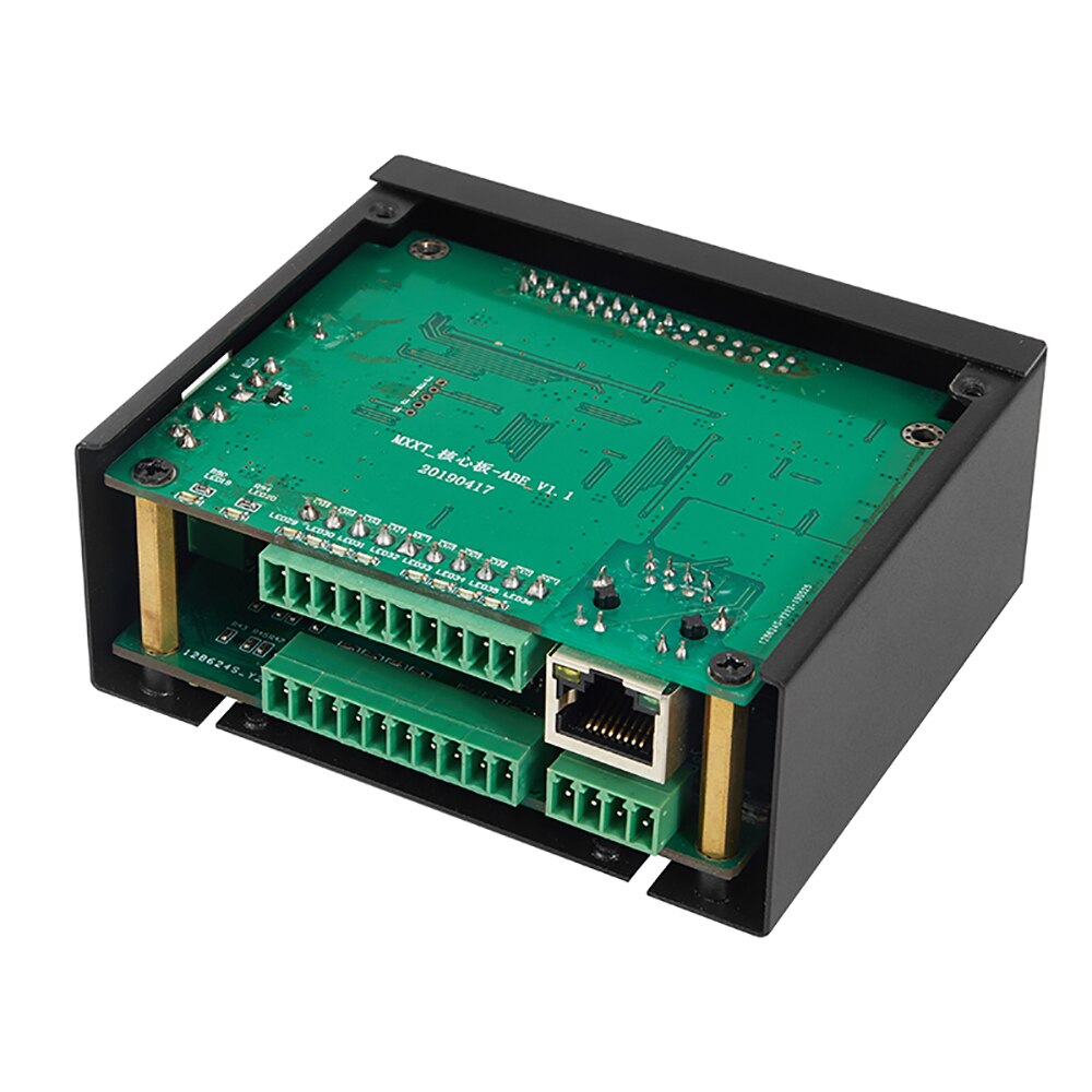 8 RTD Inputs Ethernet Remote I/O Module 12~36VDC Anti-reverse Modbus TCP Server 1 RS485 inbuilt watchdog M340T enlarge