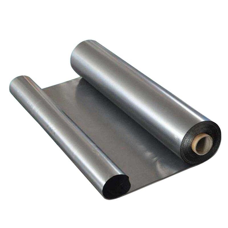 5pcs Graphite Foil 0.06x250x200mm