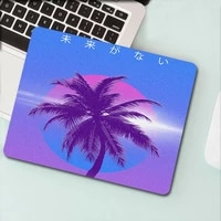 mouse pad anime mousepad gamer minimalism table mat keyboard gaming accessories mouse computer pc gamer complete diy vaporwave