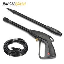 JUNGLEFLASH 160Bar M14 пистолет распылитель высокого давления для мойки автомобиля инструменты для очистки грязи Blaster насадка турбо насадка для Karcher