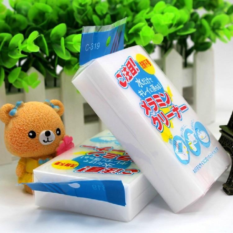 Esponja mágica Nano súper descontaminación Magic Wipe Nano Scrub algodón profesional limpieza potente limpieza de cocina