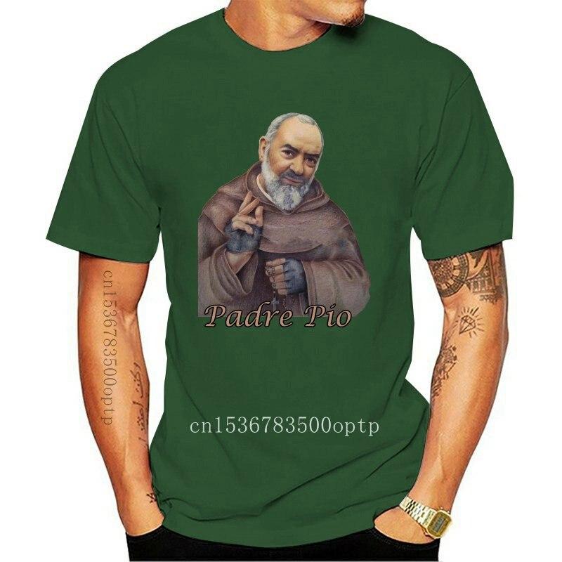 Camiseta de Padre, Pio, Saint, Pio, pietrela, Frank Forgione, todas las tallas,...