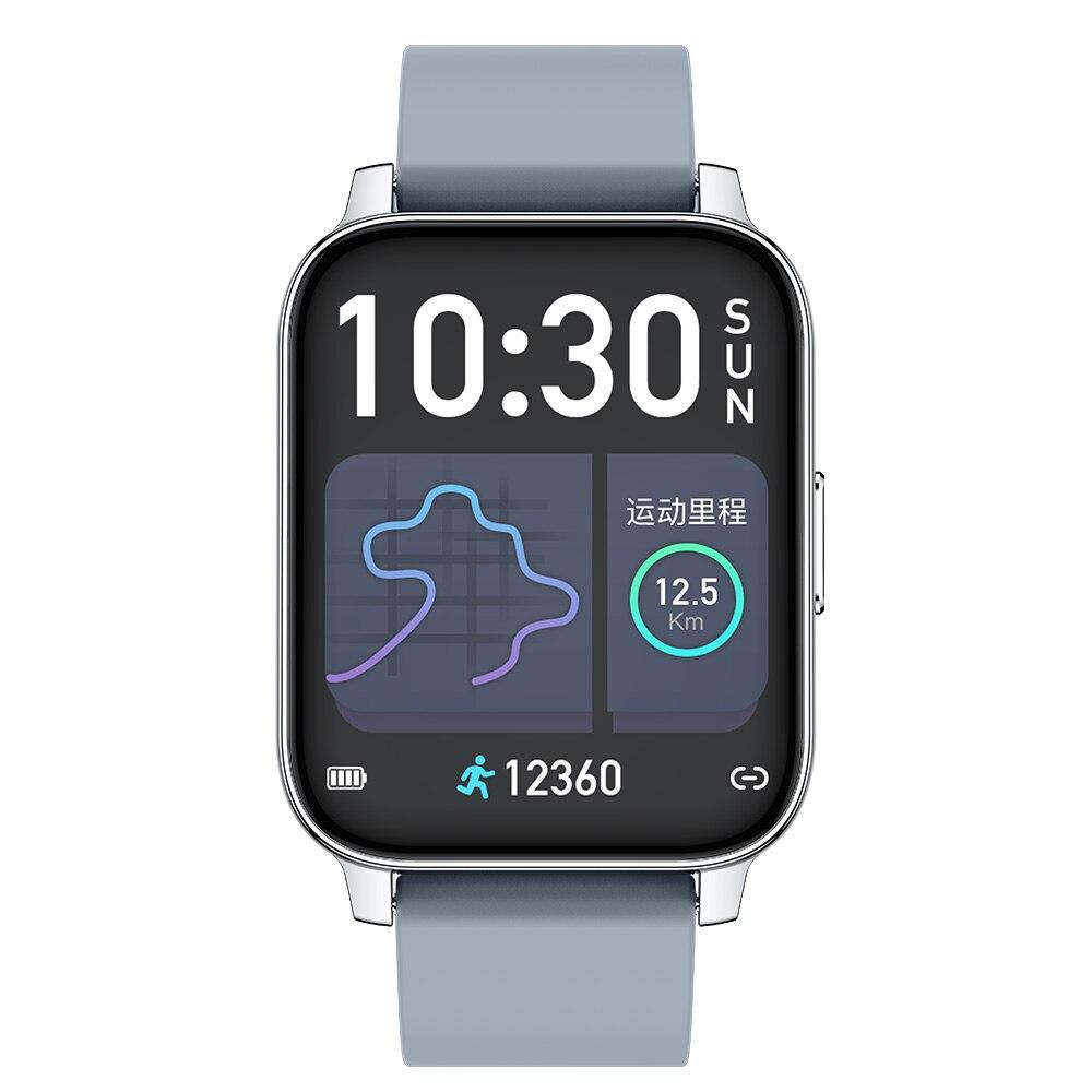 Rogbid Rowatch 2 умные часы с сенсорным экраном 1,69 дюйма, Bluetooth 5,0, монитор сна, фитнес трекер, спортивные мужские часы для IOS и Android Смарт-часы      АлиЭкспресс