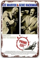 prime cut 1972vintage movies metal tin signs poster plate painted for art bar bedroom decor home wall 8x12 inches