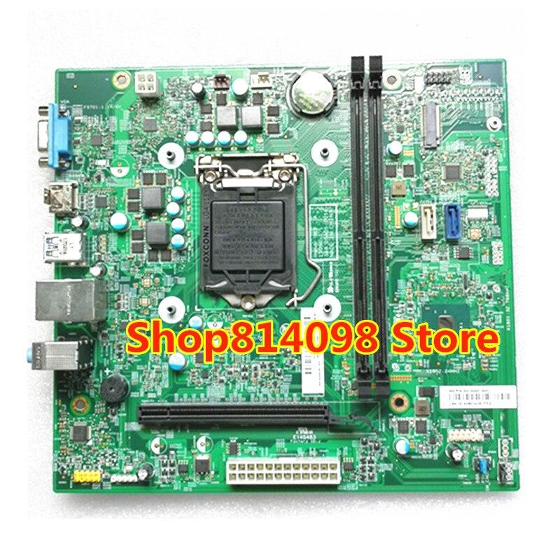 844848-001 Para HP 260-P 460-P 510-P Desktop motherboard MB LGA 1151 DDR4 844848-601 348.05A06.0011 15080- 1