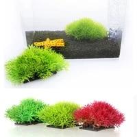 plant fish tank aquarium grass decoration simulation artificial plants aquarium decor water weeds ornament 1pcs