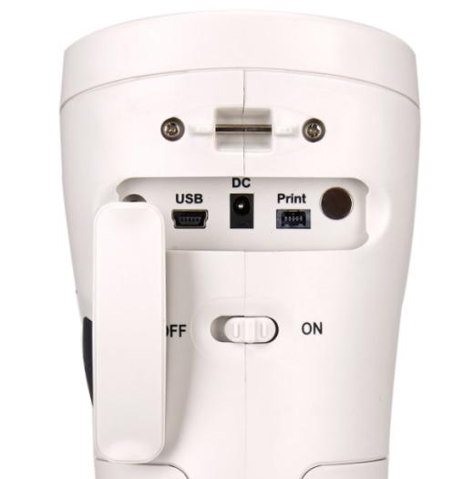 Paint colorimeter CS-210  Portable Color Detector enlarge