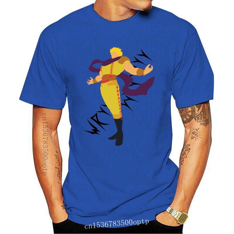 New Men tshirt Dio Brando Dio Brando T Shirt Printed T-Shirt tees top