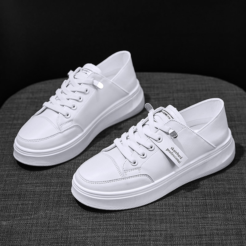 2021 New Women Casual Sneakers Soft Off White Sneakers,Breathable Sneakers,Comfort Shoe,Women's Vulc