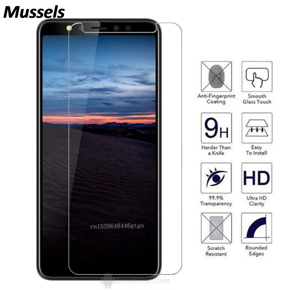 Screen Protector telefon Für Haier Eleganz E9 E13 E11 E7 Gehärtetem Glas Film Schutz Bildschirm Abdeckung Für Haier I8