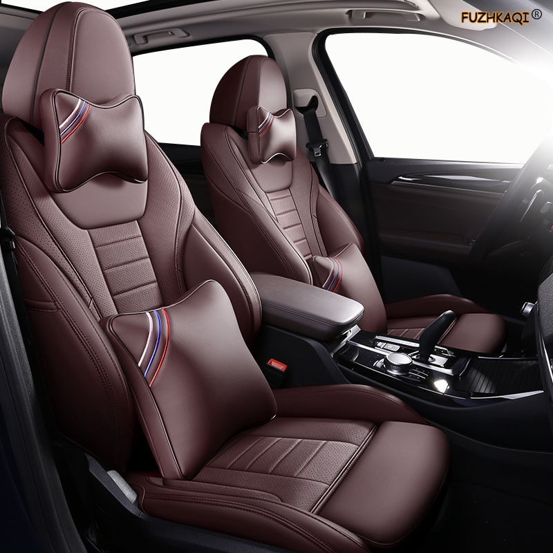 FUZHKAQI cubierta de asiento de coche para SUZUKI Swift S-CROSS SX4 Alto Alivio Vitara Wagon R liana JIMNY KIZASHI gran Vitar Splash Ingenis