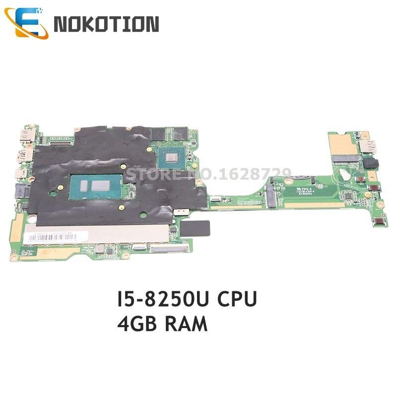 NOKOTION 5B2057077 PN 431203631010 لينوفو ideapad 320S-13IKB 320S-13IKBR اللوحة المحمول SR3LA I5-8250U CPU MX150 GPU
