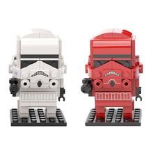 2020 Star Wars Imperial Vertank Pilot Death Trooper Shoretrooper Brickheadz Figures Building Blocks Bricks Toys