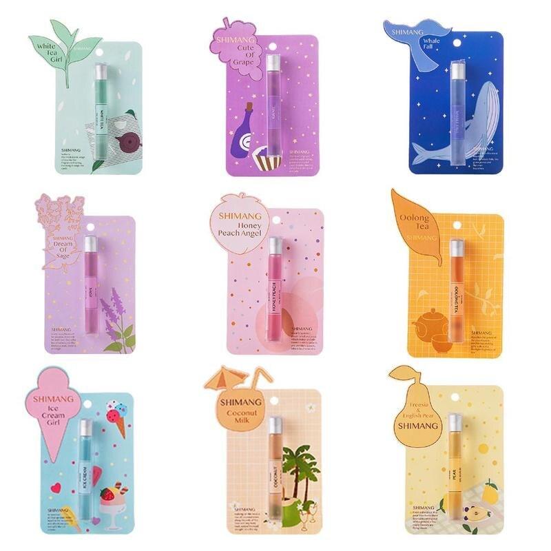 Parfum sans alcool Parfum femmes Parfum durable Parfum pour femmes fleur saveur Parfum Essence huile corps désodorisation