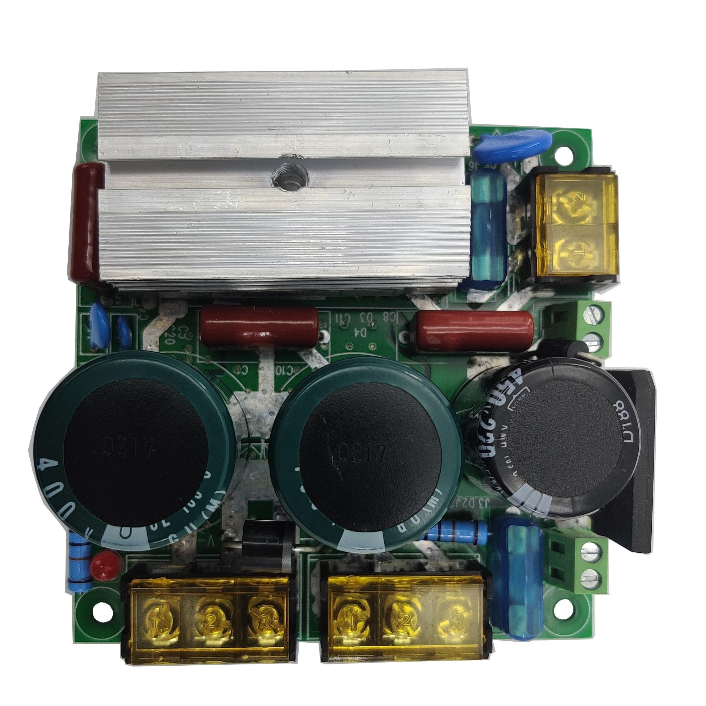 Controlador Del motor Passo passo-Passo, taladro, Filtro de Alta tension de alimentación