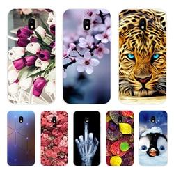 Capa para samsung galaxy j3 2017 tpu macio moda silicone caso para samsung galaxy j 3 2017 j330 versão europeia bonito capa etui Caso de telefone & Covers    -