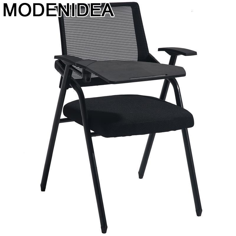 Silla Plegable De Metal para sala De estar y Oficina, Silla De...