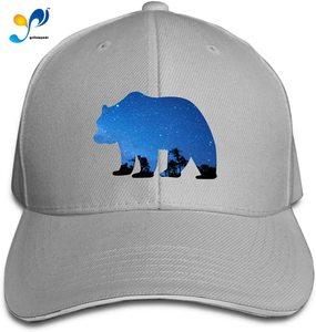 Be-Ar Casquette Sunhat Adjustable Sandwich Cap Baseball Hats