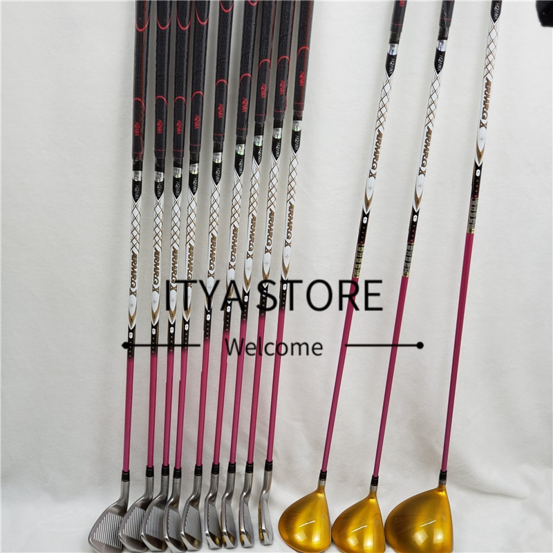 New golf club HONMA S-06 4 star golf club set IS-06 iron club golf club graphite shaft free shipping(No bag)