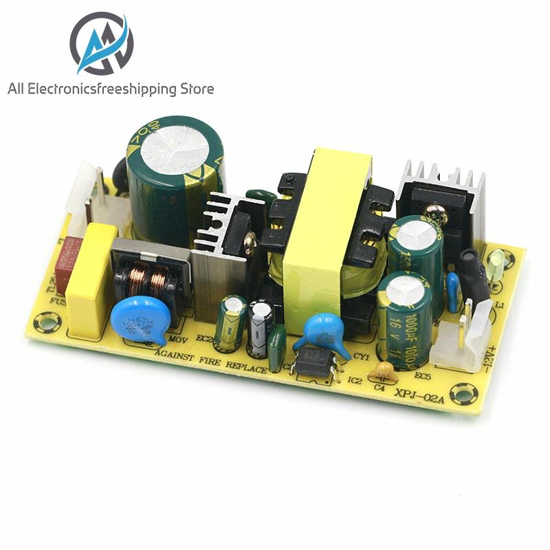 AC-DC 12V3A 24V1.5A 36W Switching Power Supply Module Bare Circuit 220V to 12V 24V Board for Replace
