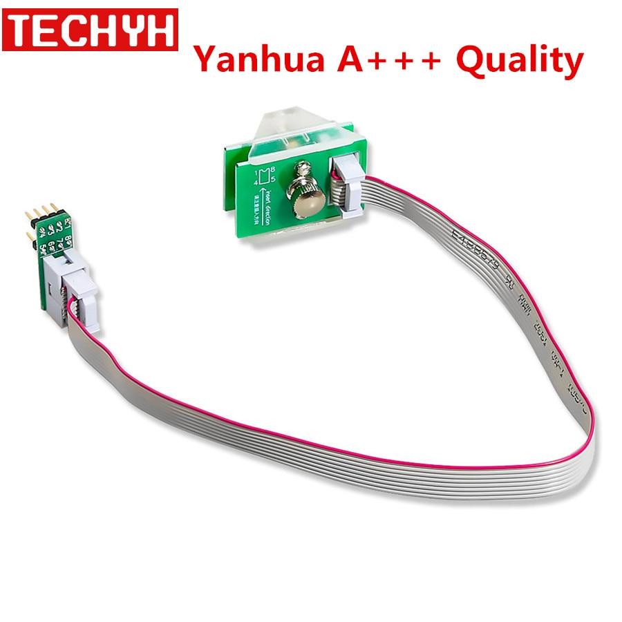 YANHUA For BMW FEM/BDC 95128/95256 Chip IMMO Data Reading Adapter 8Pin Adapter No Need Disassembling for UPA, Orange5, VVDI Prog