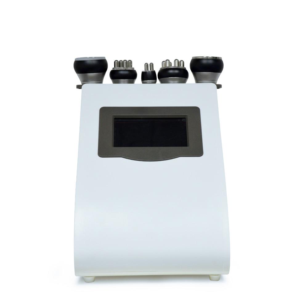 أفضل بالموجات فوق الصوتية التجويف فراغ نظام RF فراغ تدليك التخسيس ماكينة بالموجات فوق الصوتية