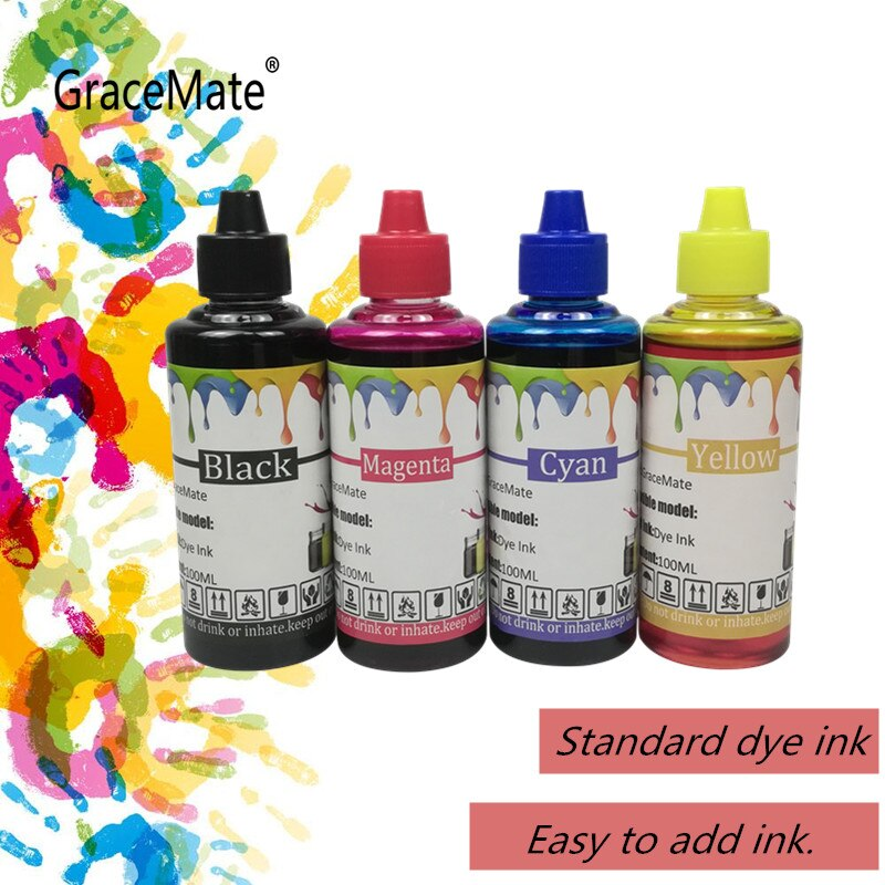 Recarga de tinta Kit 350 Compatible 351 para HP Deskjet serie D4200 D4260 D4263 D4360 J5730 5780 impresora 5785 cartucho de tinta de tinte