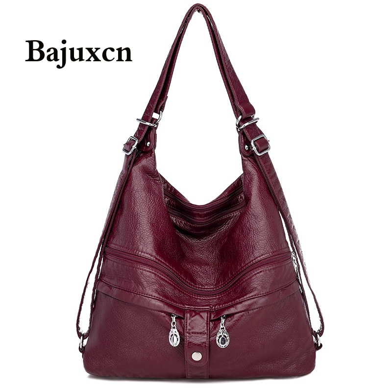 Multifunction Ladies Hand Bags for Women 2020 Luxury Handbags Women Bags Designer Handbags Back Pack Lady Crossbody Shoulder Sa